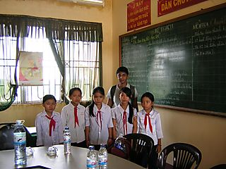 School in Ho Chi Minh 2